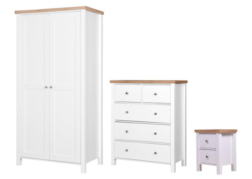 Astbury 3 Piece Bedroom Set (TRIO32)