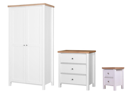 Astbury 3 Piece Bedroom Set (TRIO)