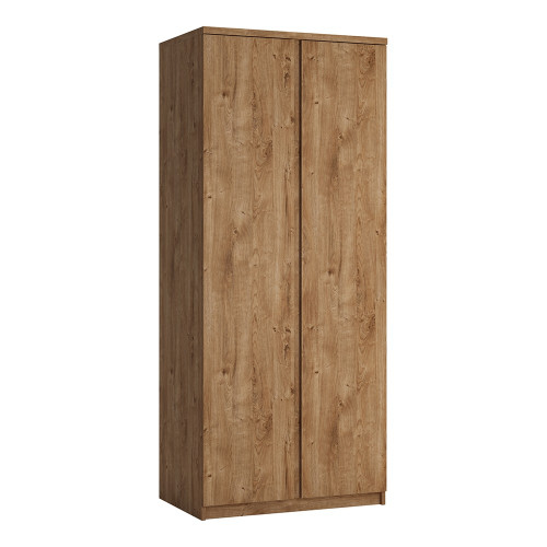 Fribo Oak 2 Door Wardrobe