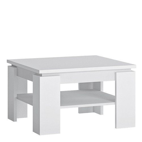 Fribo Small White Coffee Table