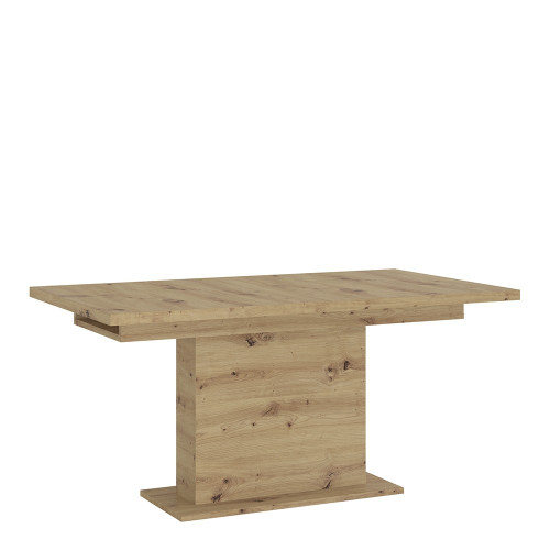 Luci Oak Extending Dining Table