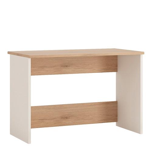 4KIDS Oak and White Desk