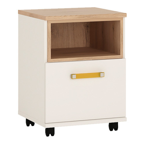 4KIDS Desk Mobile with Orange Handles