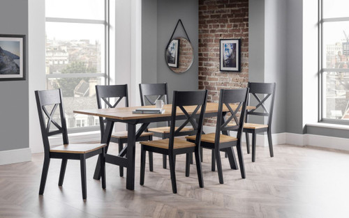 Hockley Dining Set with 6 Chairs