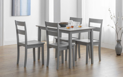 Kobe Dining Set with 4 Chairs