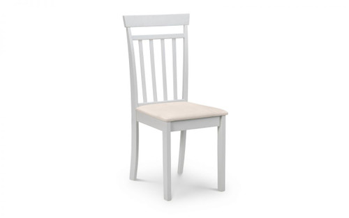 Coast Pair of Grey Dining Chairs