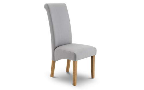 Rio Pair of Scrollback Dining Chairs