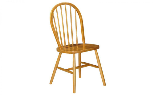 Windsor Pair of Dining Chairs
