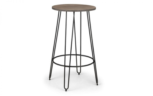 Dalston Round Bar Table