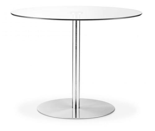 Milan Round Pedestal Dining Table