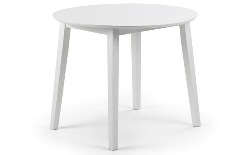 Coast White Dining Table