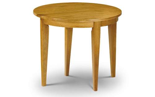 Consort Round Dining Table