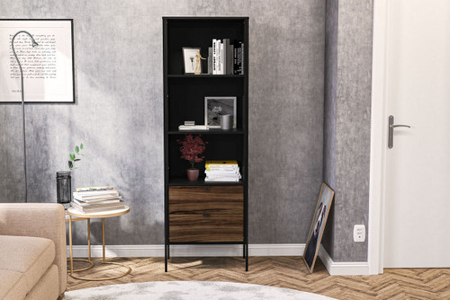 Opus 2 Drawer Bookcase
