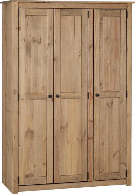Panama 3 Door Wardrobe