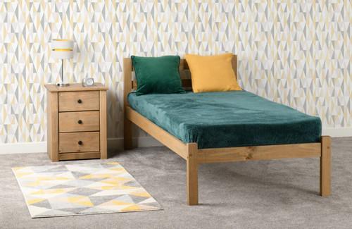 Panama Pine Bed Frame