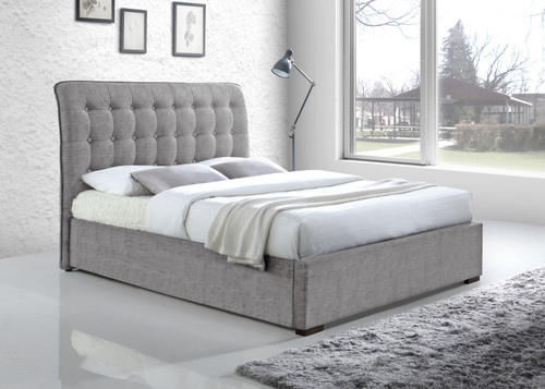 Hamilton Bed in Grey