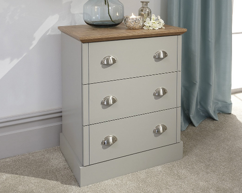 Kendal 3 Drawer Chest