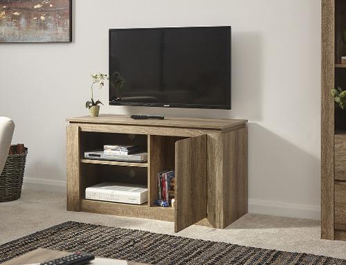 Canyon Compact TV Unit Oak