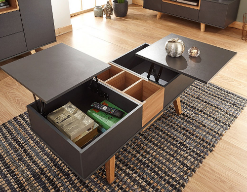 Modena Double Lift Coffee Table