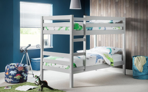 Camden Bunk Bed in Grey