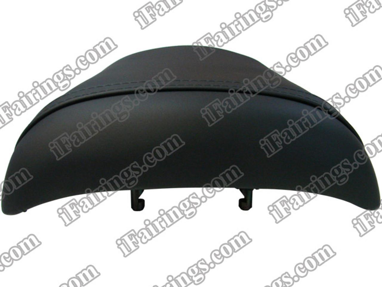 New Black Rear Pillion Passenger Seat For 2003-2004 Suzuki GSX-R1000 GSXR 1000