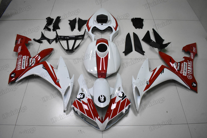 2004 2005 2006 Yamaha R1 playboy graphic fairings