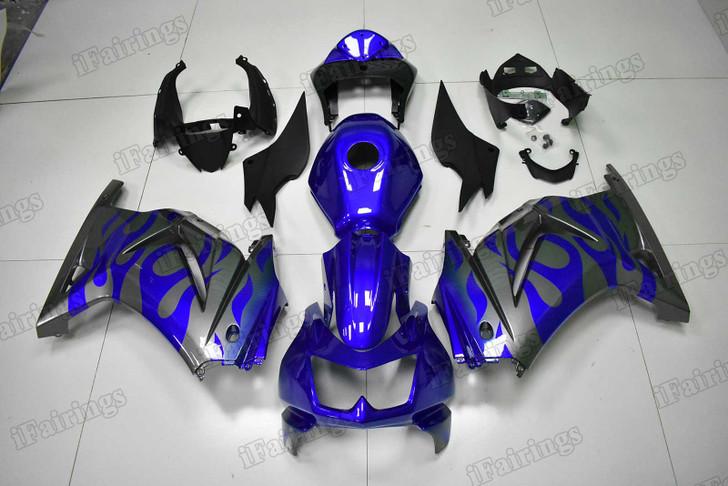 2008 2009 2010 2011 2012 Kawasaki Ninja 250R motorcycle fairings and bodywork