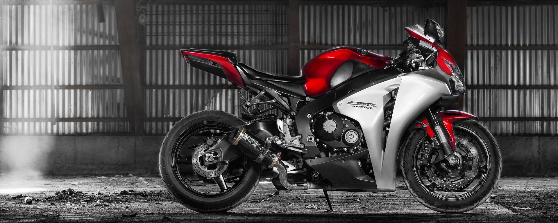 Honda CBR1000RR/CBR600RR fairings