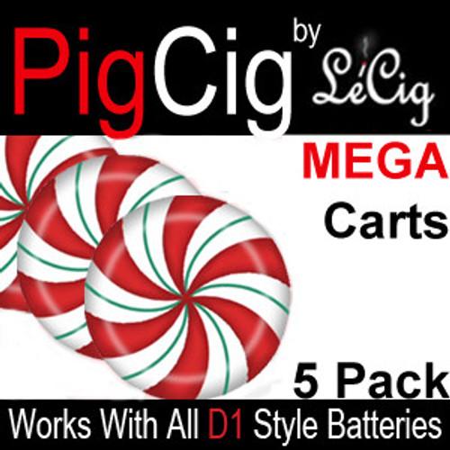 Mint MEGA Cartomizers - 5 Pack