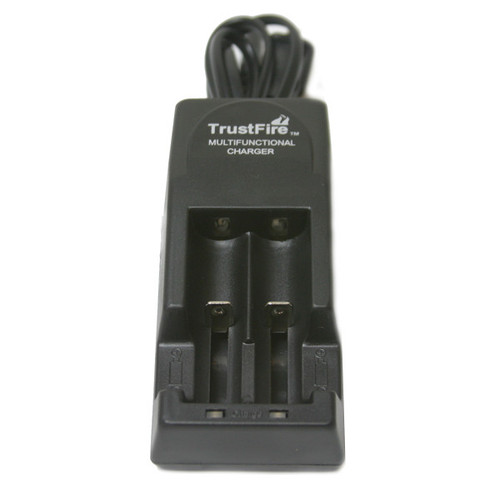 Trustfire Multifunctional Battery Charger Dual Channel