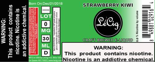 US Made Strawberry Kiwi
