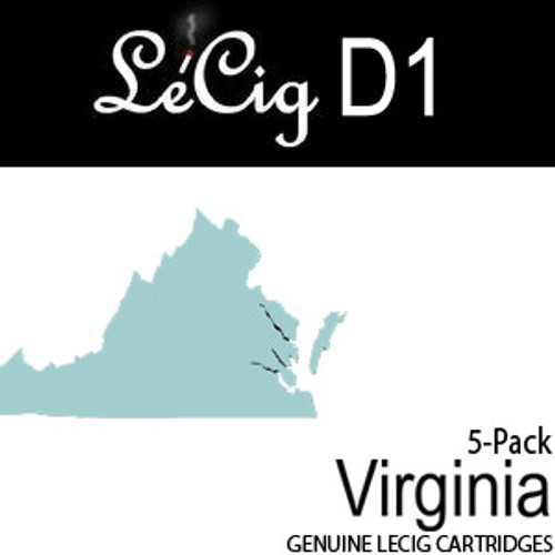 LeCig D1 - Virginia- 5 Pack