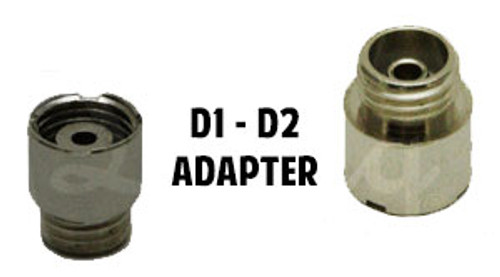 D1 Battery to D2 Cartomizer Adapter