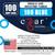 cZar 180 Blue - 100 Single Use Nicotine Tubes
