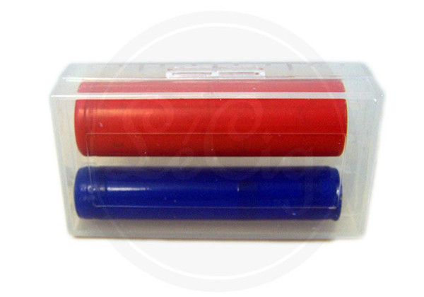 Clear Battery Box