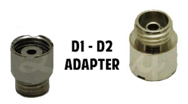D1 Battery to D2 Cartomizer Adapter