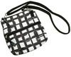 Abstract Pane 2 Zip Carry All Bag