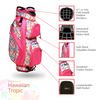 Hawaiian Tropic Golf Bag