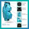 Mystic Sea Golf Bag