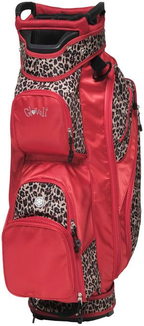 Leopard Golf Bag