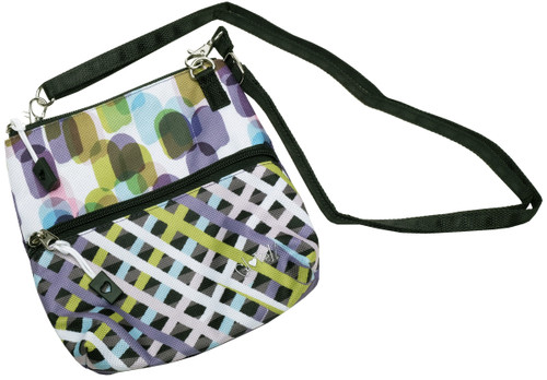 Geo Mix 2 Zip Carry All Bag