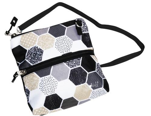 Hexy 2 Zip Carry All Bag