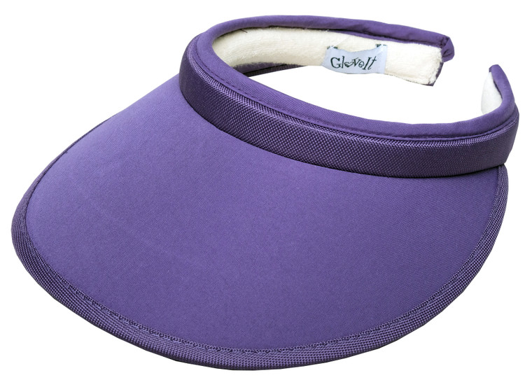 Purple Visor