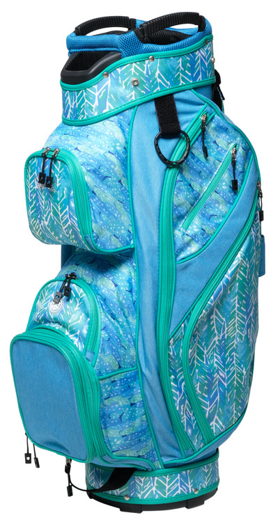 Mystic Sea Golf Bag