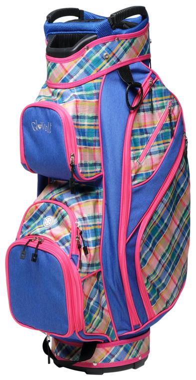 Plaid Sorbet Golf Bag