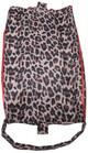 Leopard Shoe Bag