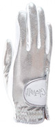 Silver Bling Golf Glove