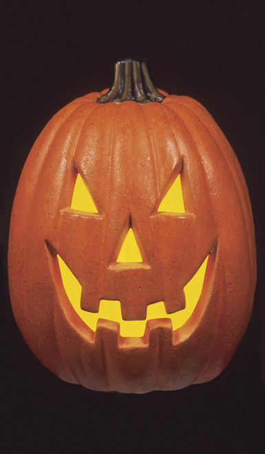 Happy Jack Halloween Window Poster Decoration