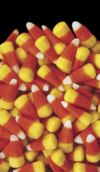 Candy Corn Halloween Window Poster Decorations