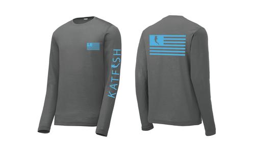 Grey/Tahiti Blue